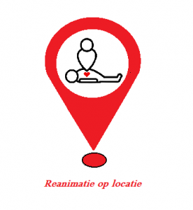Logo Reanimatie op locatie